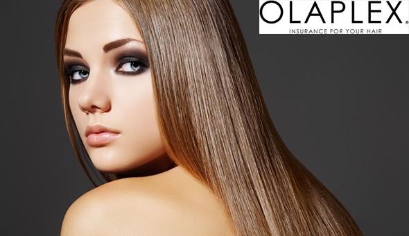 A Hair Botox Treatment OR an Olaplex Treatment with a Full Head of Colour at Studio 59, Kenilworth!