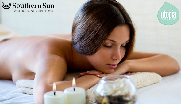 Southern Sun Waterfront Hotel: Spoil yourself with a Choice of Luxury Spa Packages at Utopia Face & Body