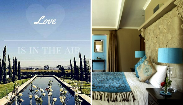 Escape to the luxurious Hawksmoor House in Stellenbosch for a Romantic Getaway for 2 People, including Breakfast!