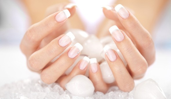 Claremont: Deluxe Manicure or Pedicure, Gel Application with a Full Manicure or Deluxe Pedicure, Choice of Facials & More at Earth, Body & Skin!