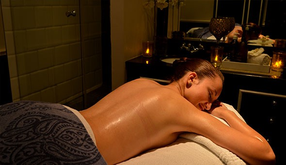 Indulge in pure decadence with a Choice of Luxurious Full Body Massages at Casuarina Wellness Centre, located in The 5-Star Cape Royale Luxury Hotel.