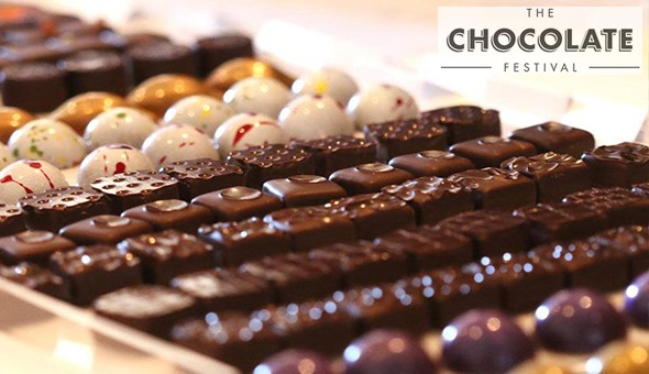 2 x Entrance Tickets to The Chocolate Festival 2018!