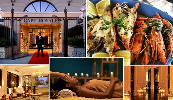 Couples Exclusive: Spoil her with Couples Spa Luxury & a Shellfish Platter for 2 People at only R639 (Value: R2100)!