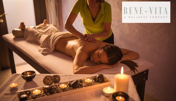 A Full Body Swedish or Aromatherapy Massage for 1 Person at Bene-Vita Wellness Day Spa, Kenilworth!