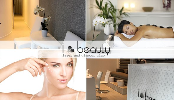 A Luxury Full Body Swedish, Hot Stone or Aromatherapy Massage, Full Manicure or Pedicure, French Acrylic Extentions & More at iBeauty Laser & Glamour Club, Green Point!
