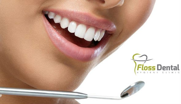 A Dental Consultation including Scaling, Polish and Fluoride Treatment at Floss Dental Hygiene Clinic, Panorama!