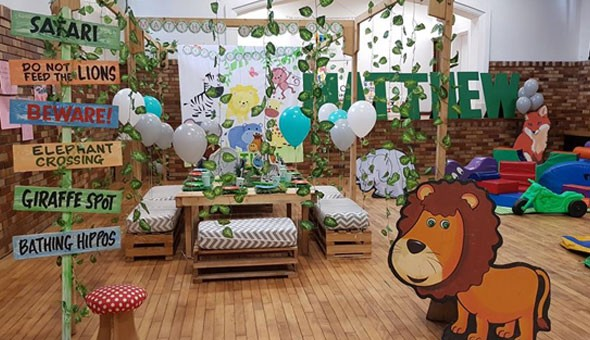 Treat your Kids & their Friends to a Magical Party! Over 50 Amazing Themes to Choose from; Princess Sofia, Frozen, PJ Masks, Diego, Lego, Muppet Babies, Super Hero, Unicorn, Star Wars – and many more!