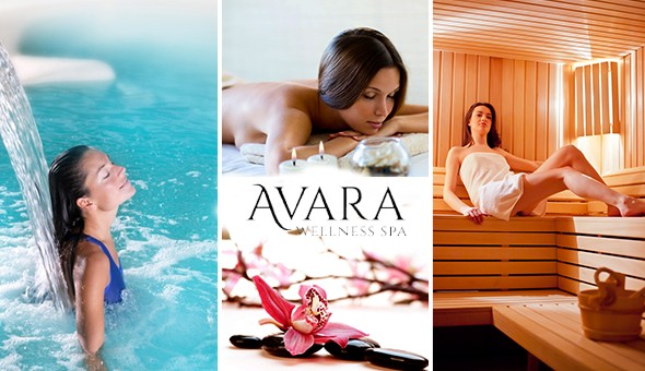 Spa Luxury at Avara Wellness Spa, Century City! Includes: Luxury Spa Treatments, Beverages, Spa Treats & Use of the Spa Facilities!
