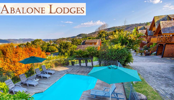 Abalone Lodges: A 2 Night Getaway for 2 People in a Self-Catering Cabin at only R999!