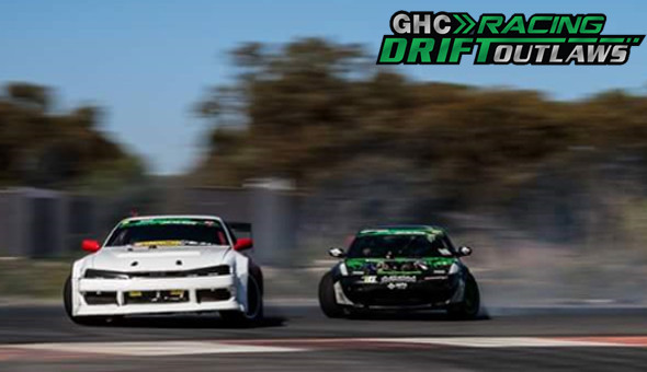 GHC Racing Drift Outlaws presents The VIP Drift Outlaws Experience! Feel the rush in a high powered drift vehicle, meet celebrity drivers & catch your favourite drifter in action!