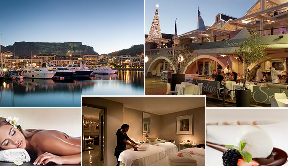 V&A Luxury: Spoil her with an Exclusive 2-Course Gourmet Dining Experience & a Luxurious Couples Spa Package!