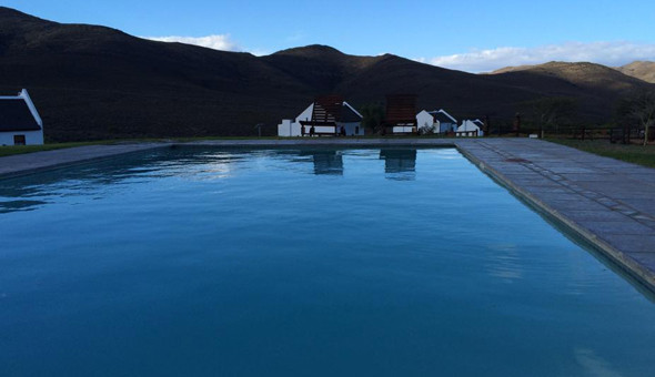 Award-Winning Game Lodge: A 2 Night Getaway for up to 4 People at African Game Lodge, Montagu!
