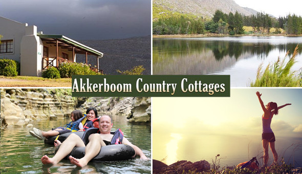 Weekend Getaway at Akkerboom Country Cottages: A 2 Night Stay for 2 People in a Self-Catering Cottage at only R799!