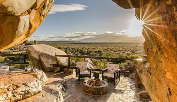 Escape to Kagga Kamma Nature Reserve in the Cederberg Mountains for a Weekday or Weekend Getaway for 2 People!
