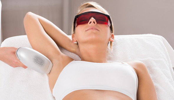 Save up to 90% on IPL Hair Removal Sessions!