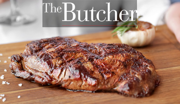 Camps Bay: An Exclusive 2-Course Dining Experience for 2 People at The Butcher Restaurant!