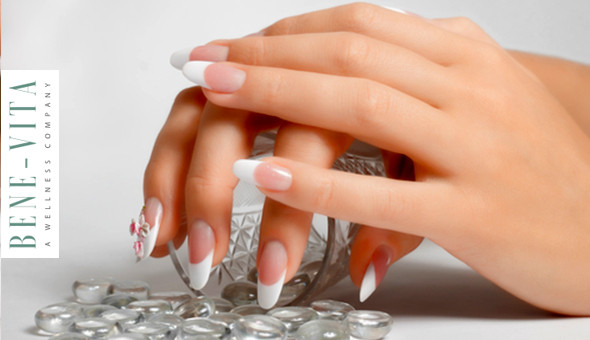 Choice of Manicures or Pedicures at Bene-Vita Wellness Day Spa, Kenilworth!