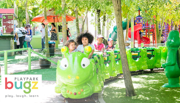 Unlimited Rides at BUGZ Playpark! 2 x VIP Entrance Tickets at only R139!