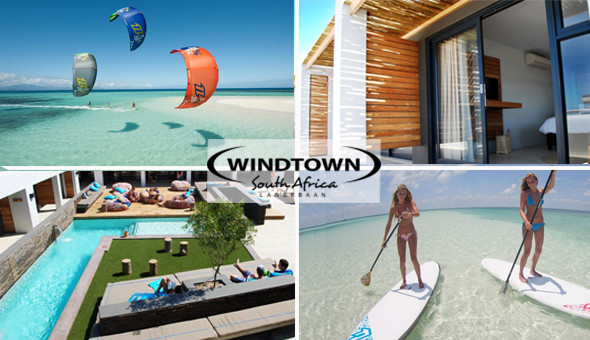 Langebaan: A 2 Night Getaway for 2 People, including Breakfast, Activities & a Dining Bonus at Windtown Lagoon Hotel!