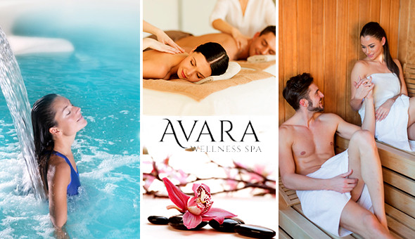 Spoil her with a luxurious Couples Spa Experience at Avara Wellness Spa, Century City. Includes: Luxury Spa Treatments, Lindt Spoils, Spa Treats, a Gourmet Cheese Board, Beverages & Use of the Spa Facilities!