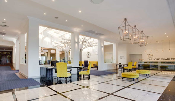 Award-Winning Luxury: A 2 Night Stay for 2 People at the luxurious NH The Lord Charles Hotel, including a Wine Tasting Experience!