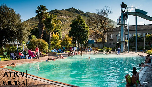 ATKV Goudini Spa: A 1 or 2 Weekday Night Stay for up to 6 People in a Slanghoek Villa!
