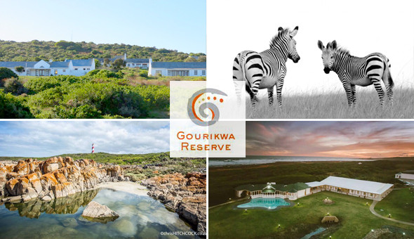 Gouritsmond: A 2 Night Stay for up to 4 People in a Self-Catering Cottage at Gourikwa Reserve!