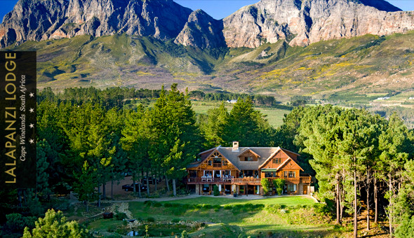 Luxury Mountain Escape: A 2 Night Stay for 2 People, including Breakfast at The 4-Star Lalapanzi Lodge!