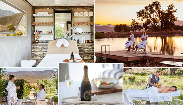 Franschhoek: Luxury Couples Spa Experience or a Luxurious Spa Package (just for her) at Boschendal Wine Estate & Spa!