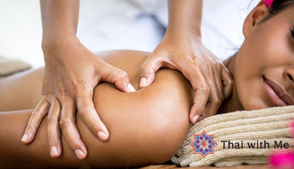 Choice of Thai Full Body Massages at Thai with Me, Century City!