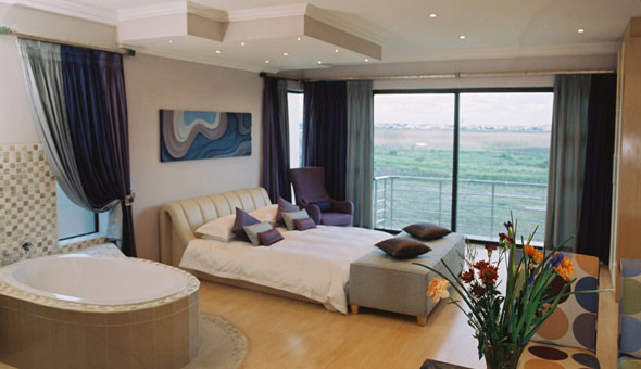 A Luxury Getaway for 2 People in an Executive or Presidential Suite at Castellon Boutique Hotel.