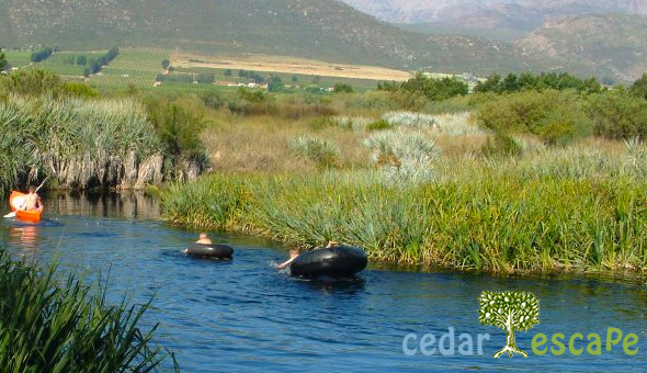 Cedar Escape, Citrusdal: A 2 Night Midweek Stay for 2 People in a Tree Tops Cabin for only R699!