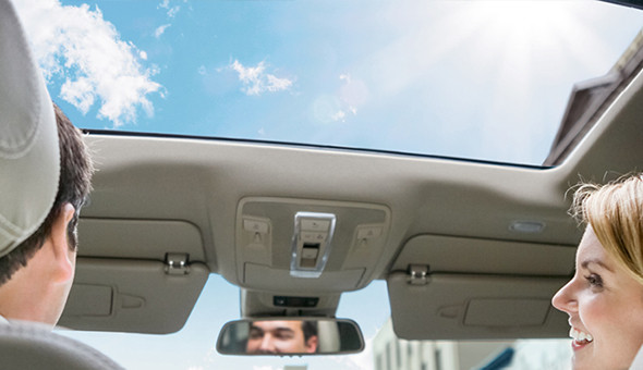 Sunroof Service for 1 Vehicle at Webasto!