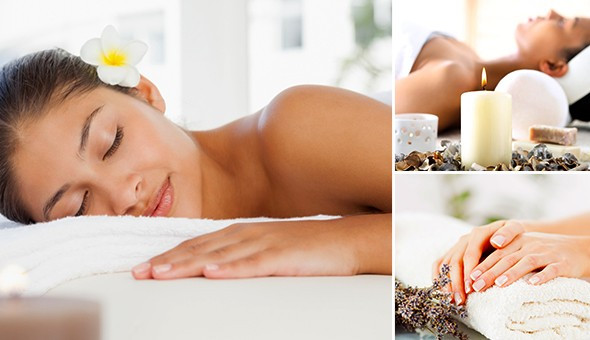 Luxury Full Body Massages, Revitalising CACI Advanced Facials, French or Colour Gel Polish & More at Charisma, Tygervalley!