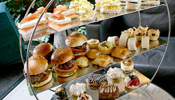 An Exclusive High Tea Experience at The Coffee Lounge at Crystal Towers!