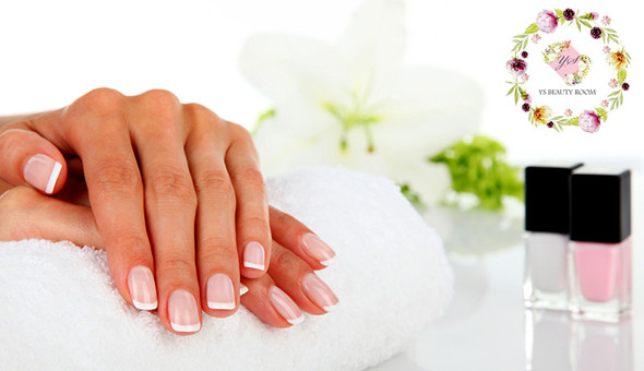 A Full Manicure or Full Pedicure at YS Beauty, Sandown Retail Crossing Lifestyle Centre, Parklands!