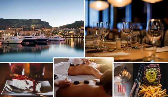 Exclusive: Couples Spa Luxury & a 3-Course Gourmet Dining Experience for 2 People!