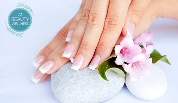 A Signature Manicure or Signature Pedicure at At Beauty Wellness, located at De Grendel Shopping Centre, Bothasig!