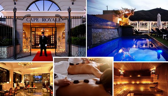 The Luxury Couples Moonlight Spa Experience: Rejuvenating Body Massages, Radiance Facials, Couples Detox Mud Cocoon Ritual, Dead Sea Salt Scrubs, Lindt Luxury, Bubbly, Private Sauna Session & More!
