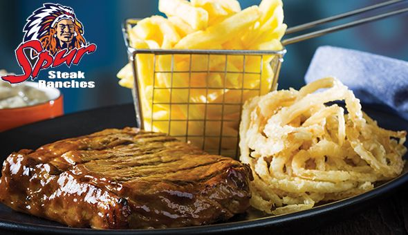 Rodeo Spur (Halaal): A 3-Course Dining Experience for 2 People!