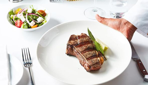 De Waterkant: An Exclusive 2-Course Gourmet Dining Experience for 2 People at Cowboys & Cooks!