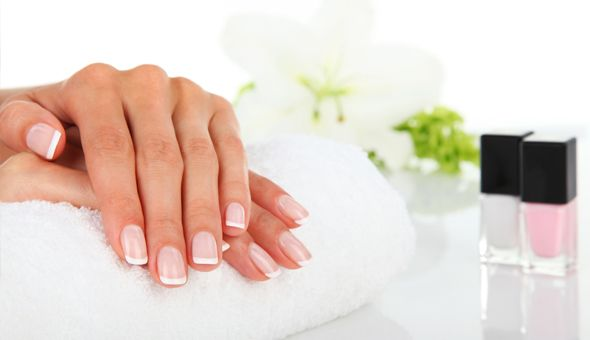 A Full Manicure OR a Full Manicure with Gel at Queen of Nails at Salon Miabelle!
