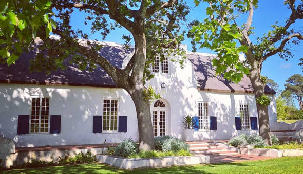 A 2 Night Stay for 2 People in a Self-Catering Farm Cottage at San Gabriel Estate, Stellenbosch!