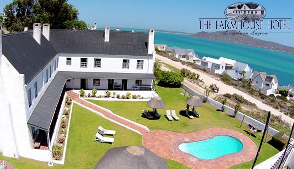 Langebaan: A 2 Night Stay for 2 People, including Breakfast, Morning Coffee & Rusks and Afternoon Tea & Scones for 2 People at The Farmhouse Hotel!