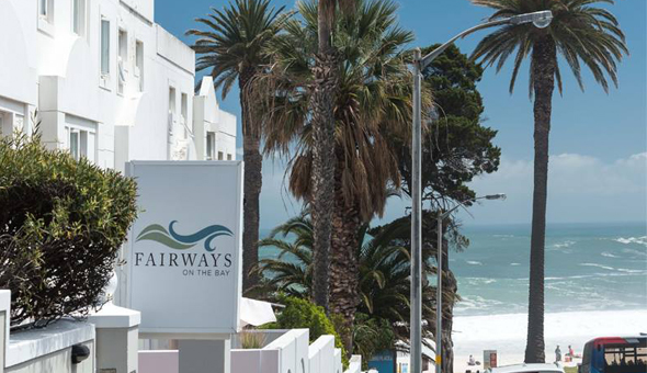 Camps Bay: Luxury Getaway for 2 People, including Breakfast at Fairways on the Bay!