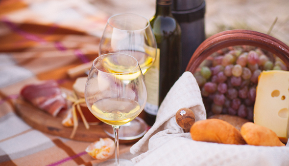 A Gourmet Picnic, Bottle of Wine and a Belgian Chocolate & Wine Pairing Experience for 2 People at Ashton Winery!