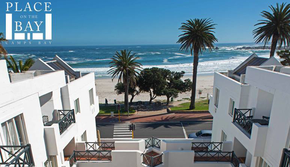 Camps Bay: Luxury Getaway for 4 People in a Self-Catering 2 Bedroom Apartment at Place on the Bay!
