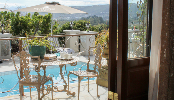 A 2 Night Stay for 2 People, including Breakfast at Rexford Manor Boutique Hotel, Knysna!
