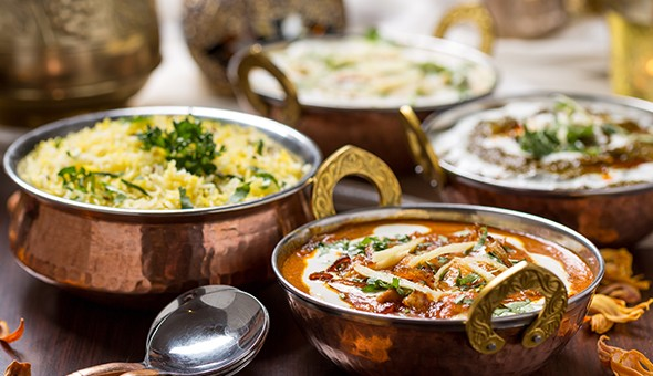 An Authentic Indian Taste Affair for 4 People at Shamani Indian Cuisine, Roodebloem Road, Woodstock! Dine on the likes of; Prawn Biryani, Chicken Tikka, Punjabi Lamb Curry, Butter Chicken Curry, Naan & More!