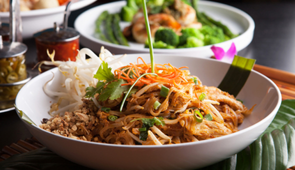 A 2-Course Authentic Asian Dining Experience for up to 6 People at Chowtime Asian, Plattekloof!